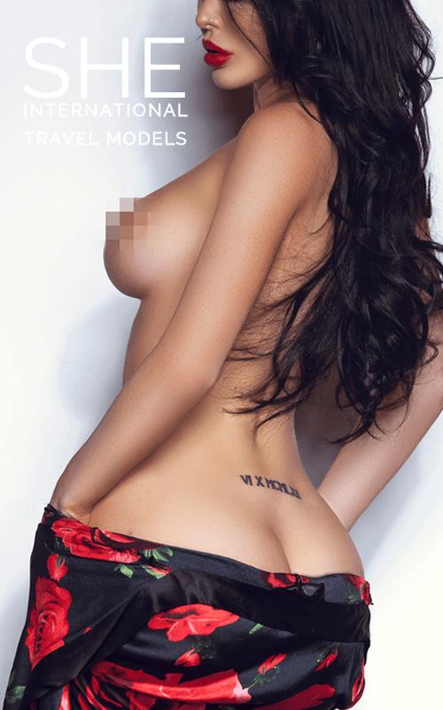Sexy playgirl Carla