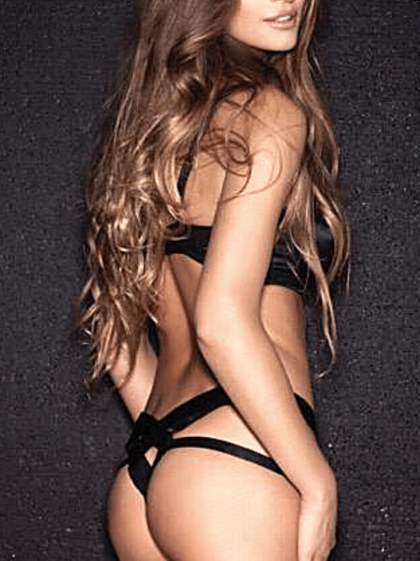 Maya in a sexy bikini