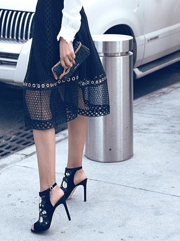 Long legged escort model in London
